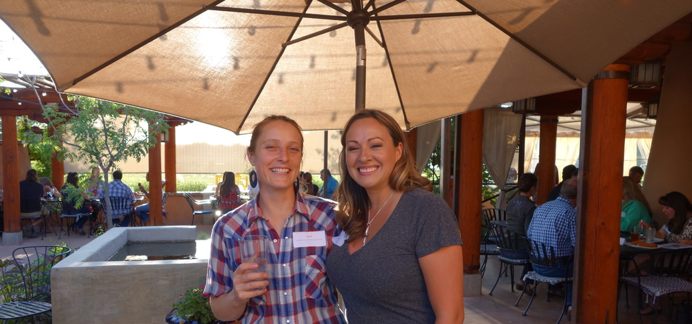 Sarah Wentzel-Fisher, Editor of Edible Santa Fe and Me