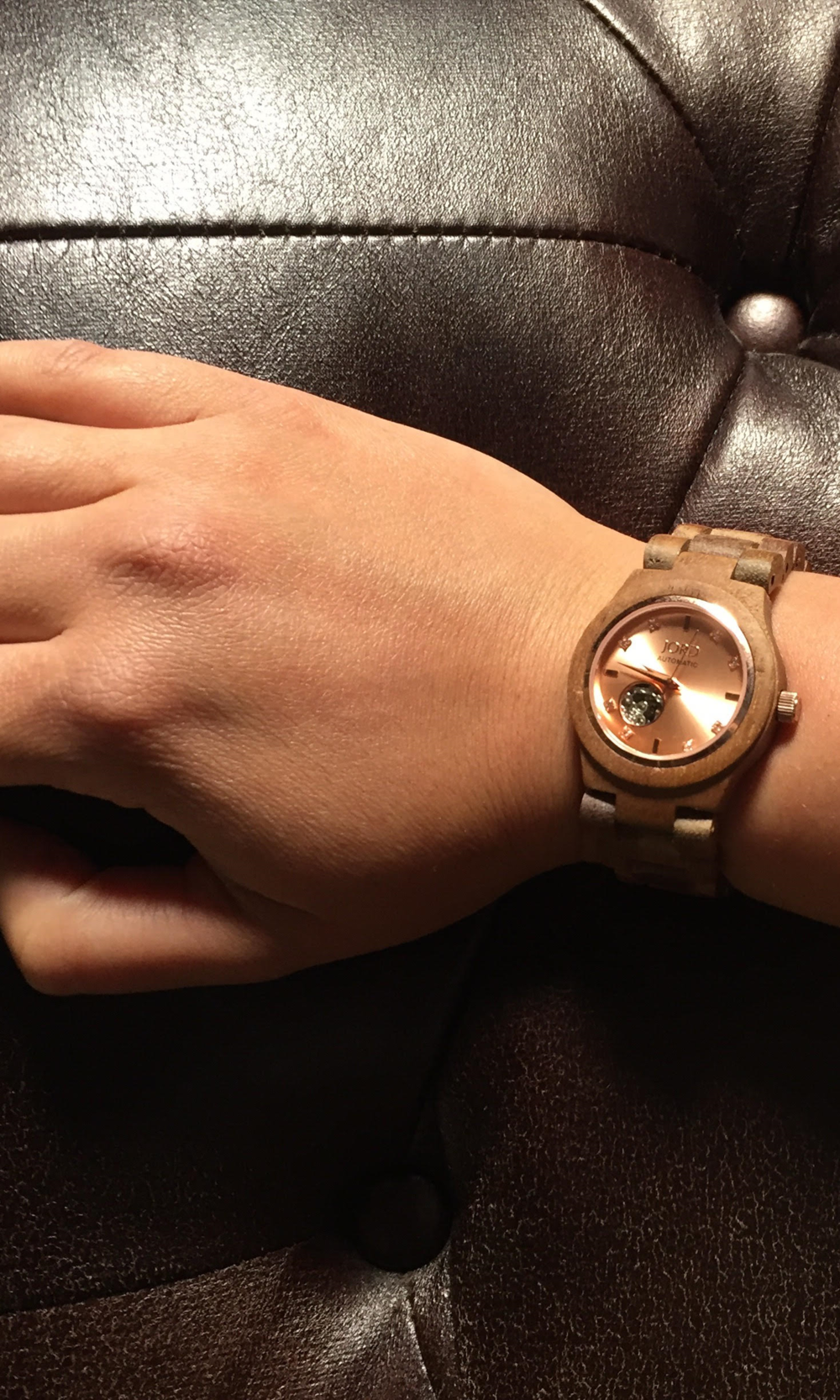 Jord Watch Perfect For a Woman's Wrist
