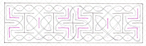 knotwork smooth path