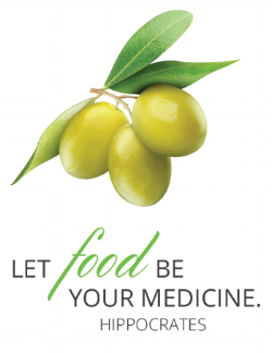 Let food be your medicine Hippocrates Quote