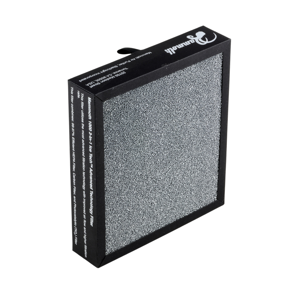 Mammoth M1000 Filter (HEPA + Carbon + Photocatalytic)