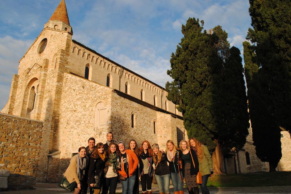 Basilica at Aquileia