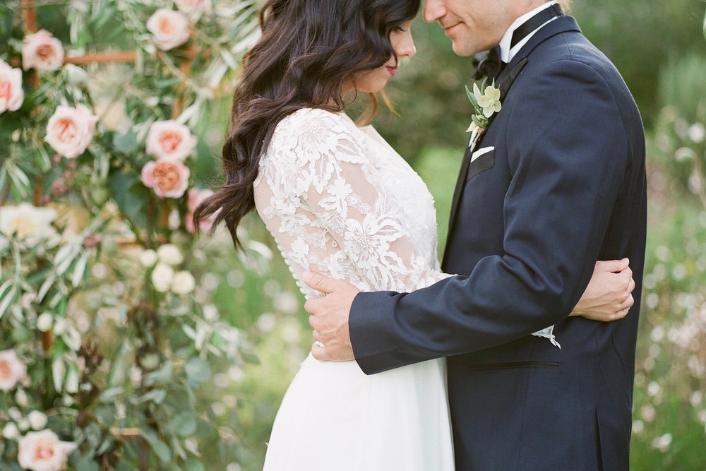 wedding inspiration // ORGANIC and elegant WINE COUNTRY