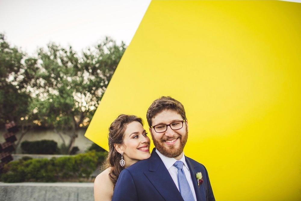 HOLLEN + URI // oakland museum wedding