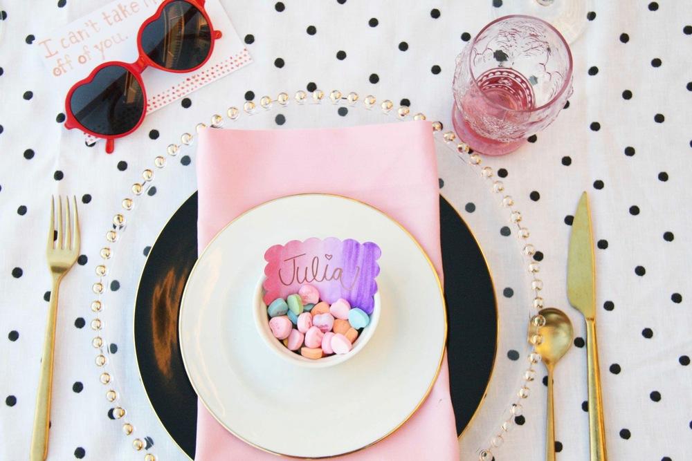 valentine's day // GALENTINE'S PARTY
