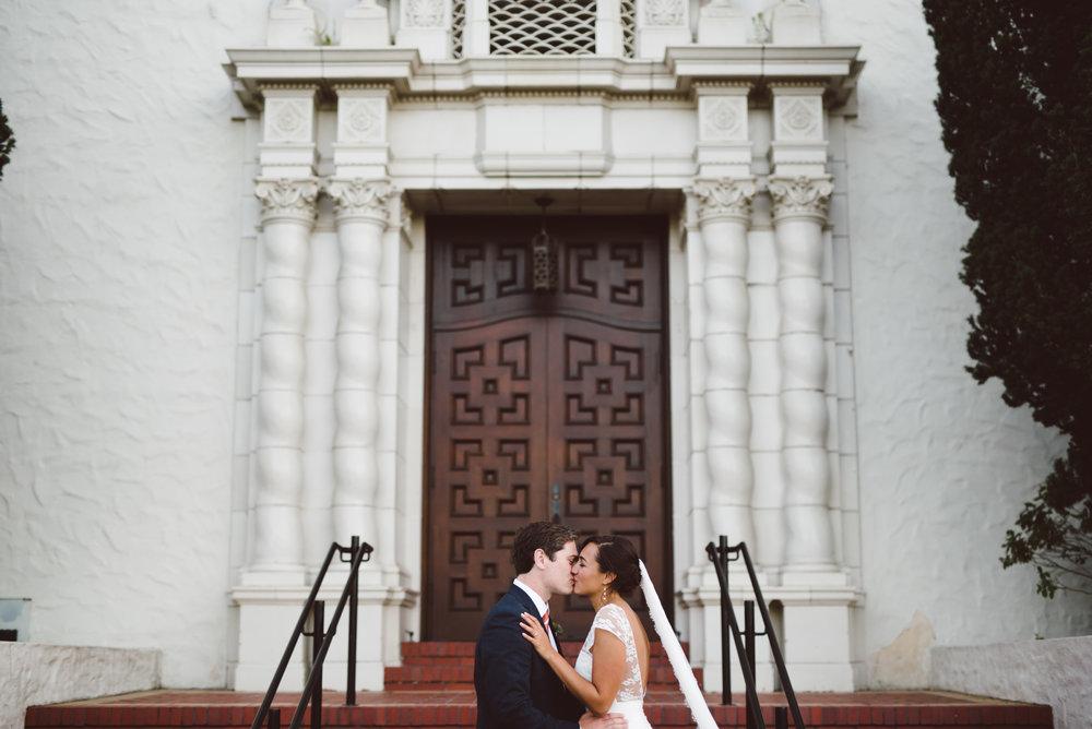 AMANDA + CALVIN // san francisco presidio wedding