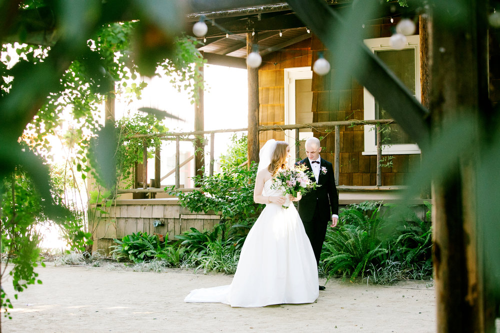 Becca + julian //Los Altos history museum wedding