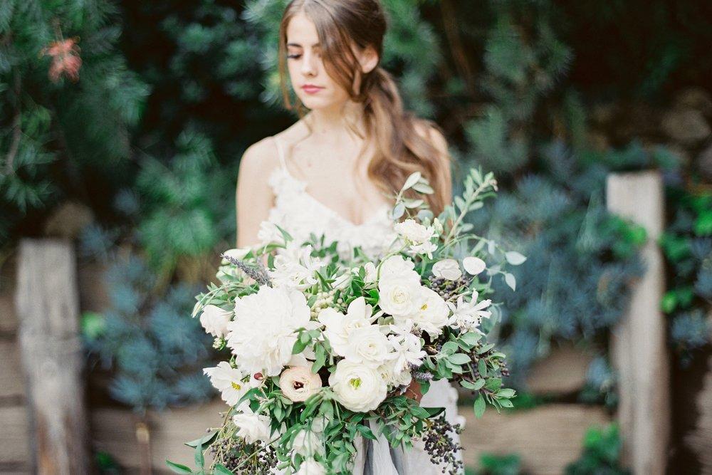 WEDDING INSPIRATION // ROMANTIC BIG SUR