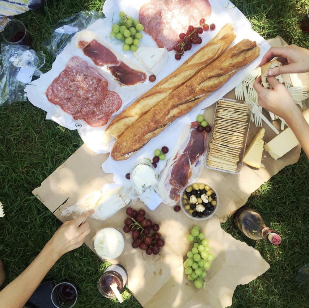 v sattui picnic