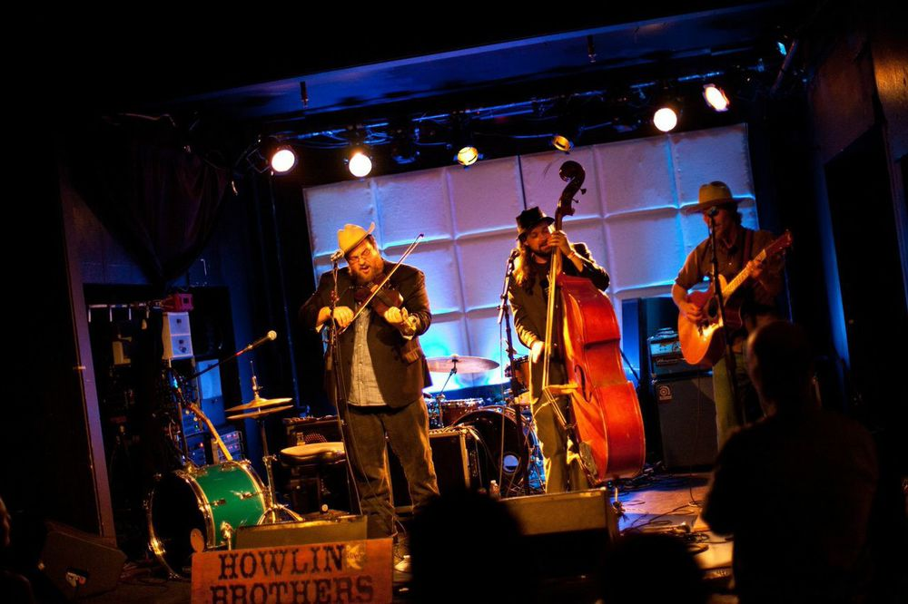 The Howlin' Brothers at The Grand Ole Echo