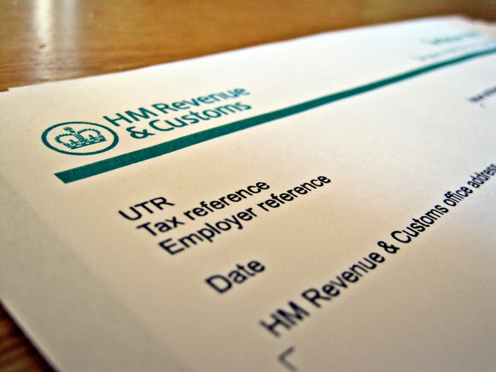 Her Majesty's Revenue & Customs(HMRC) Self Assessment Tax Return