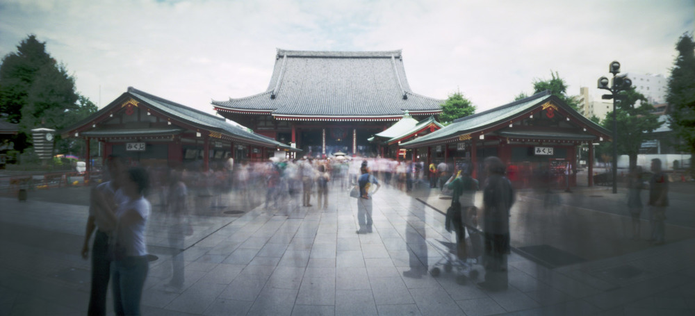 Sensō-ji Temple, Asakusa, Tokyo