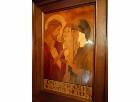 Cliquez sur l'image afin de lire l'histoire de conversion de Mary Jane Reed, ancienne religieuse ...