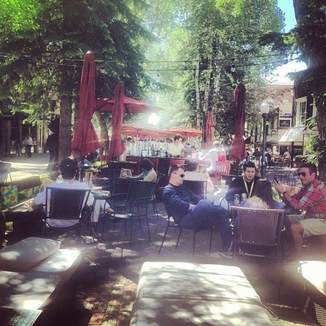 Escobar Patio open 7 days a week. Open at 3 today, come enjoy the sun!