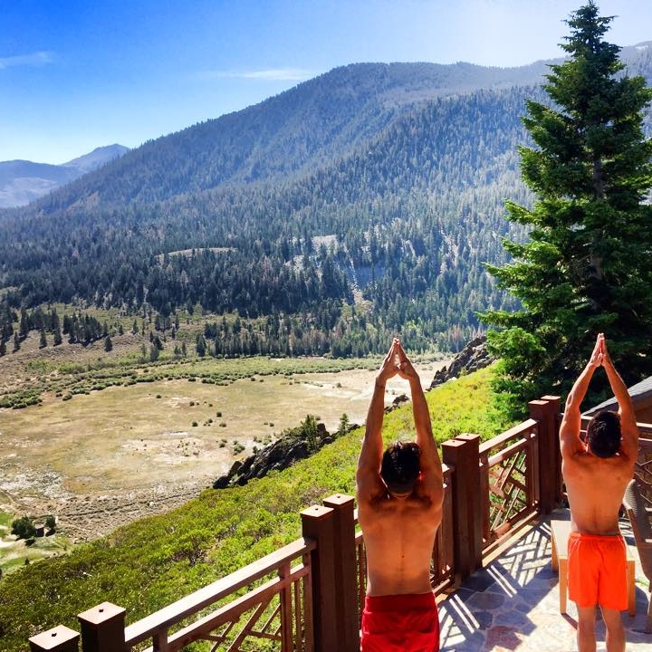 Over Labor Day weekend, Zen Casa traded in the noise of Los Angeles for the peaceful, serenity of Mammoth Lakes, Ca. The morning yoga sessions on the open terrace provided breath taking views of rolling mountain peaks. The afternoon hikes rekindled our connection to Nature, while challenging our endurance.  We are looking forward to our next visit to Mammoth.   September 2015