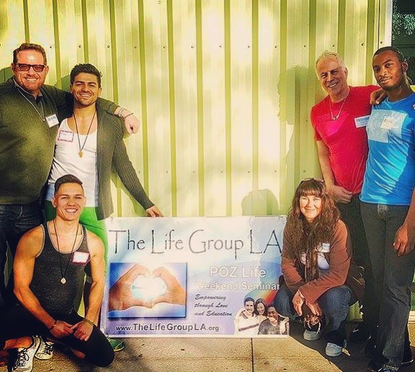 Life Group L.A. hosted the POZ Life Weekend Seminar - a weekend retreat to promote healthy  PoZitive lifestyle. Zen Casa was asked to lead the community through restorative breathwork and fundamental yoga asanas to align the mindy, body, and spirit.  Feburary 2016