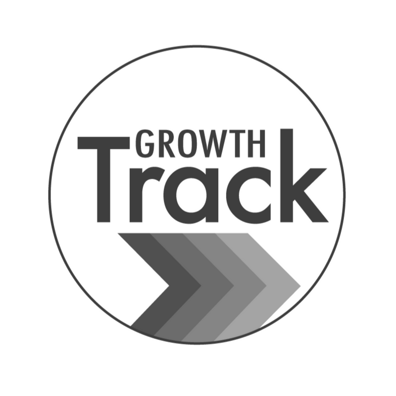 growth track circle logo B&W.png