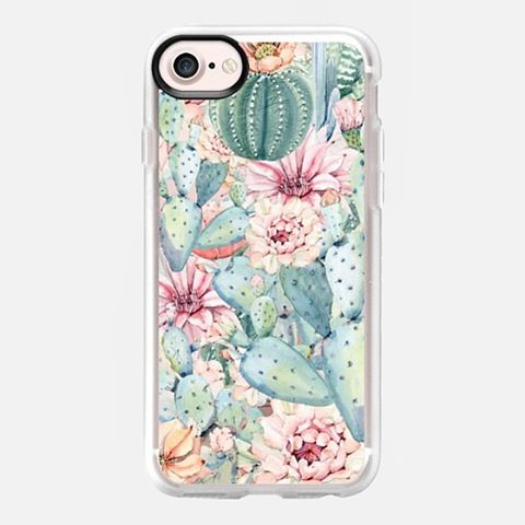 We're sooo ready for spring with our new cacti and floral designs 🌵✨#casetifyartist