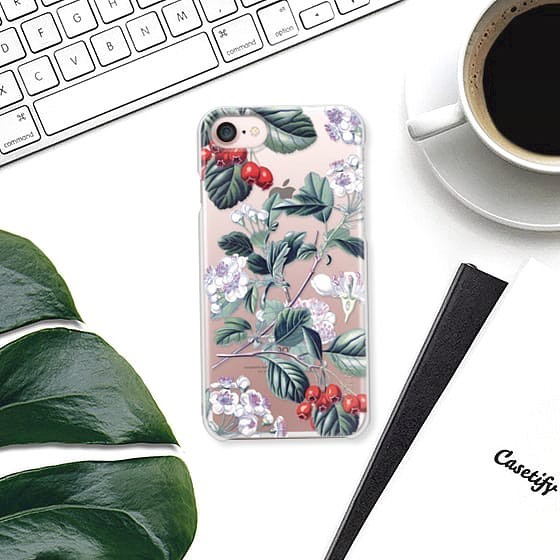 Fall in love with our vintage botanicals ✨ #casetify . . . . . #iphone #android #case #cellphonecase #shop #botanical #vintage #clearcase #accessories