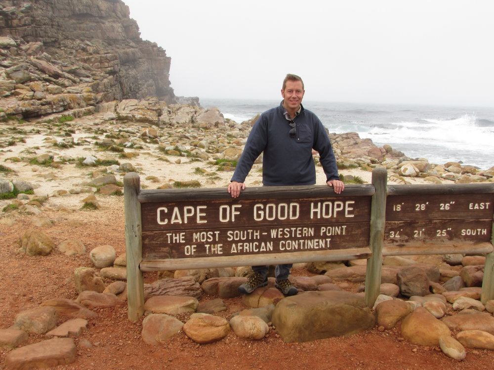 Cape of Good Hope, South Africa. 2016