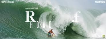 Nic Von Rupp's latest. A fictional movie about a girl that lives on this isolated island with perfect reefs with some airs, some turns and long barrel combos -