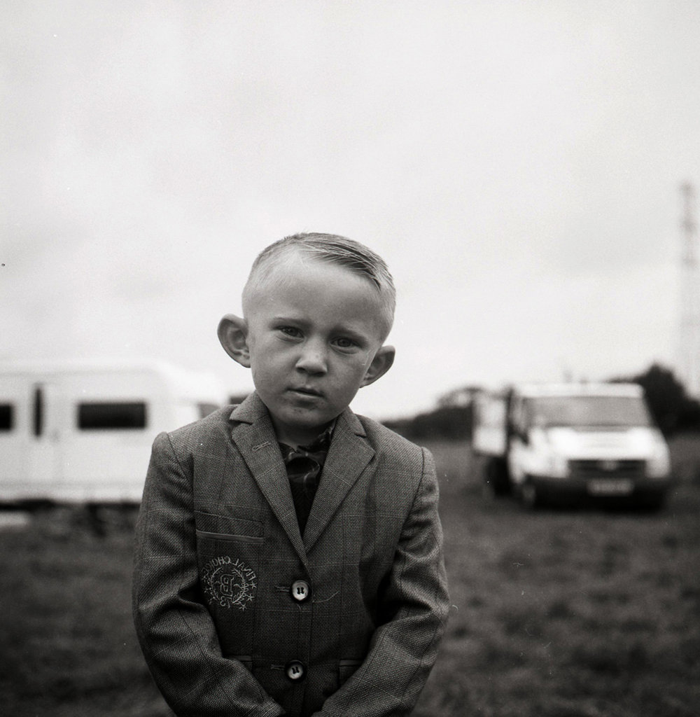 02. Paved kid - Shortlisted for portrait of Britain 2017 Blackpool, England, August 2016
