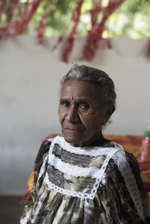05. Mémé Marguerite, Ouatè tribe, New Caledonia 2017