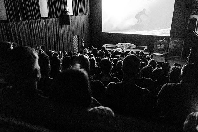We are still buzzing from the weekend, the quality of every single film was taken to the next level this year! 📸@holdmetoransom @johnny_frazer  #filmfestival  #cinematic #liveadventurously
