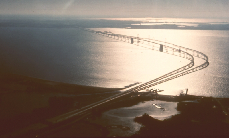 The Chesapeake Bay: an important place that has shaped human activity, and which has been shaped by human activity.