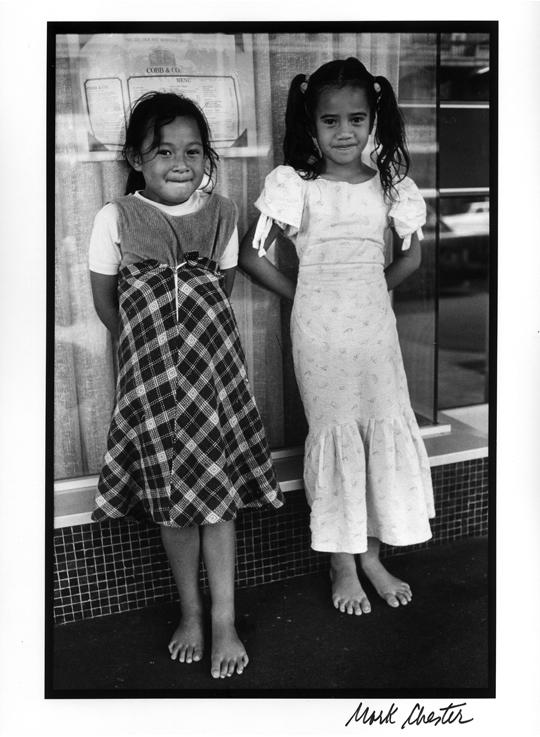Maori Girls