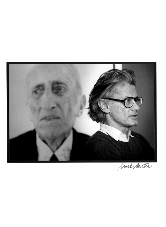 Richard Avedon and Portrait