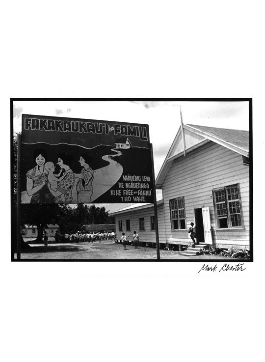 Tongan Schoolhouse