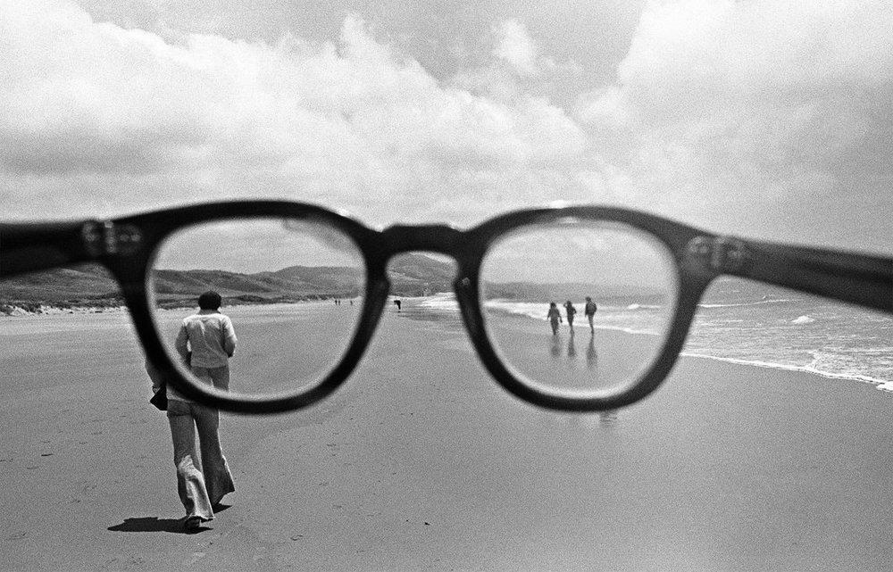 Eyeglasses, CA 1978 | Copyright © Mark Chester