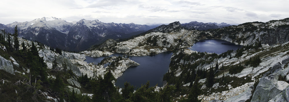 Robin Lakes, Alpine Lakes Wilderness, Washington