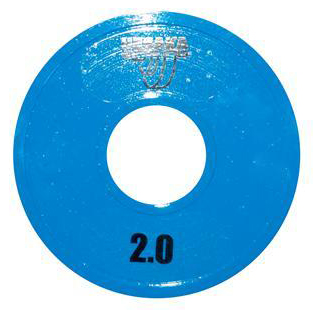 2.0 kg Competition Metal Disc