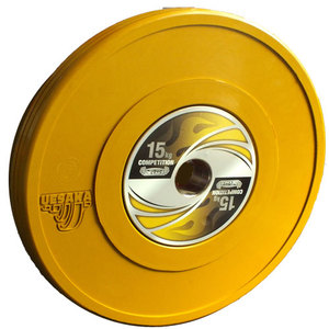 15 kg Competition Bumper Plate