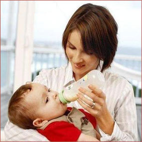 2 infants (newborn-18mo.) per one sitter/nanny.