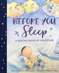 BEFORE YOU SLEEP by Annie Cronin Romano (October 2018)