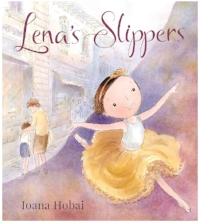 LENA'S SLIPPERS (June 11, 2019)  Available for pre-order now.
