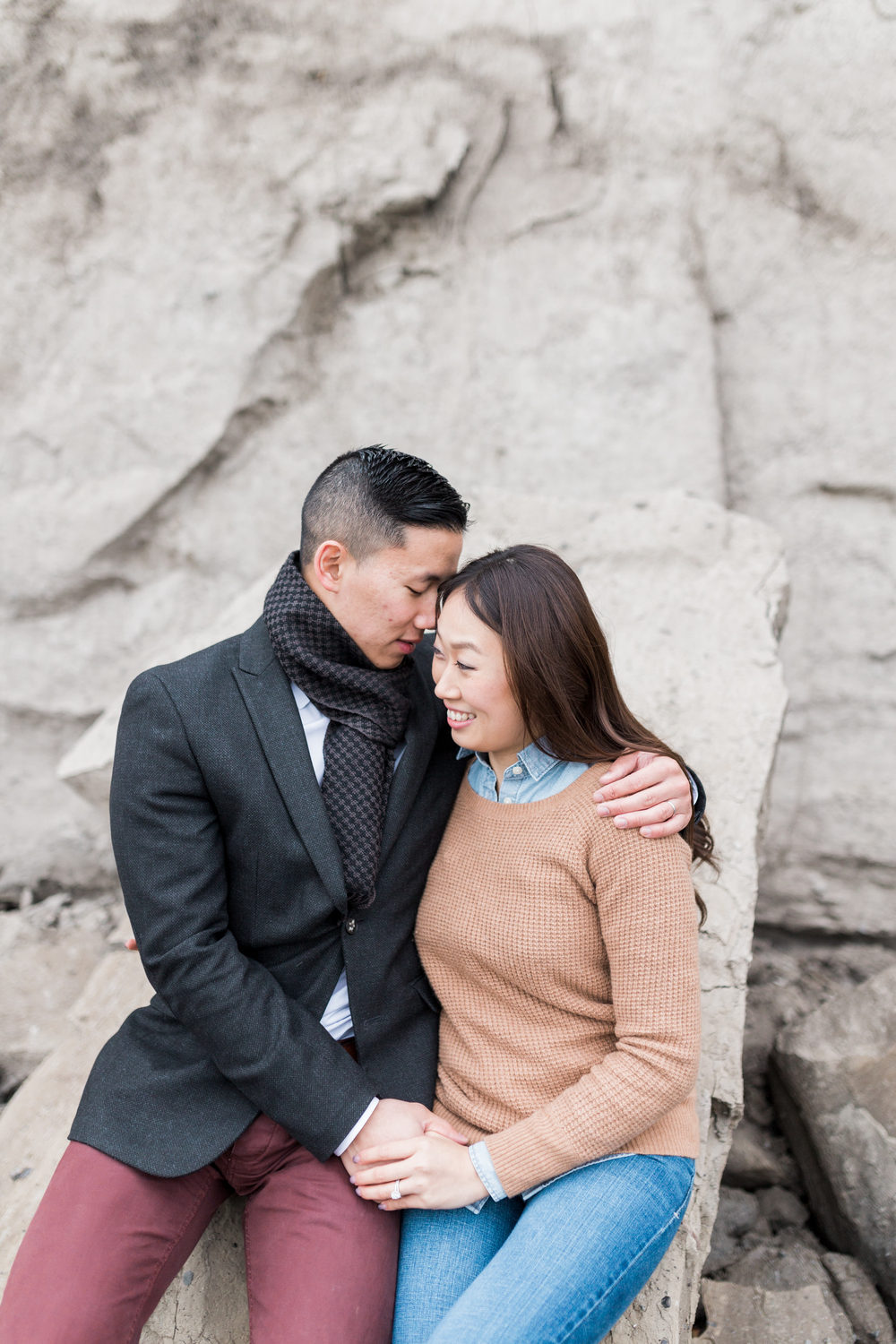Scarborough Bluffs Fall Engagement Session-8428.jpg