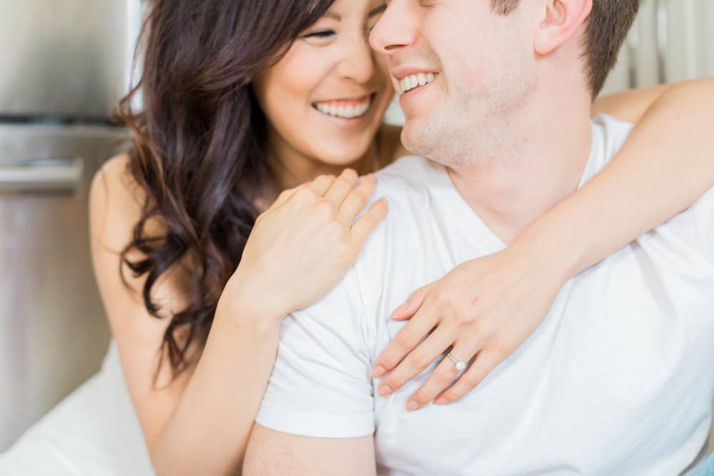 Cari Zhu Photography - Toronto Engagement At Home Kitchen Lifestyle Session-5202.jpg