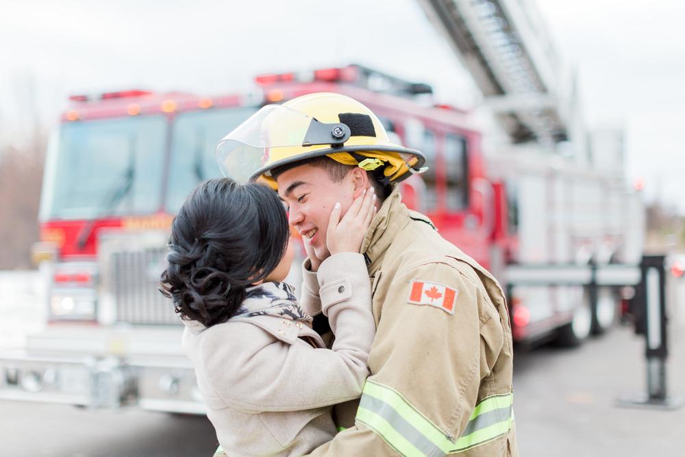 Cari Zhu Photography - Markham Fire Station Engagement Session-4789.jpg