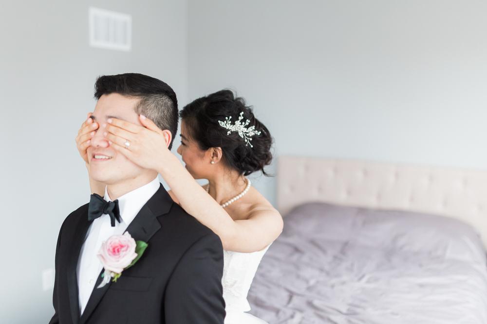 Cari Zhu Photography - Alexander Muir Gardens Wedding - First Look-9351.jpg
