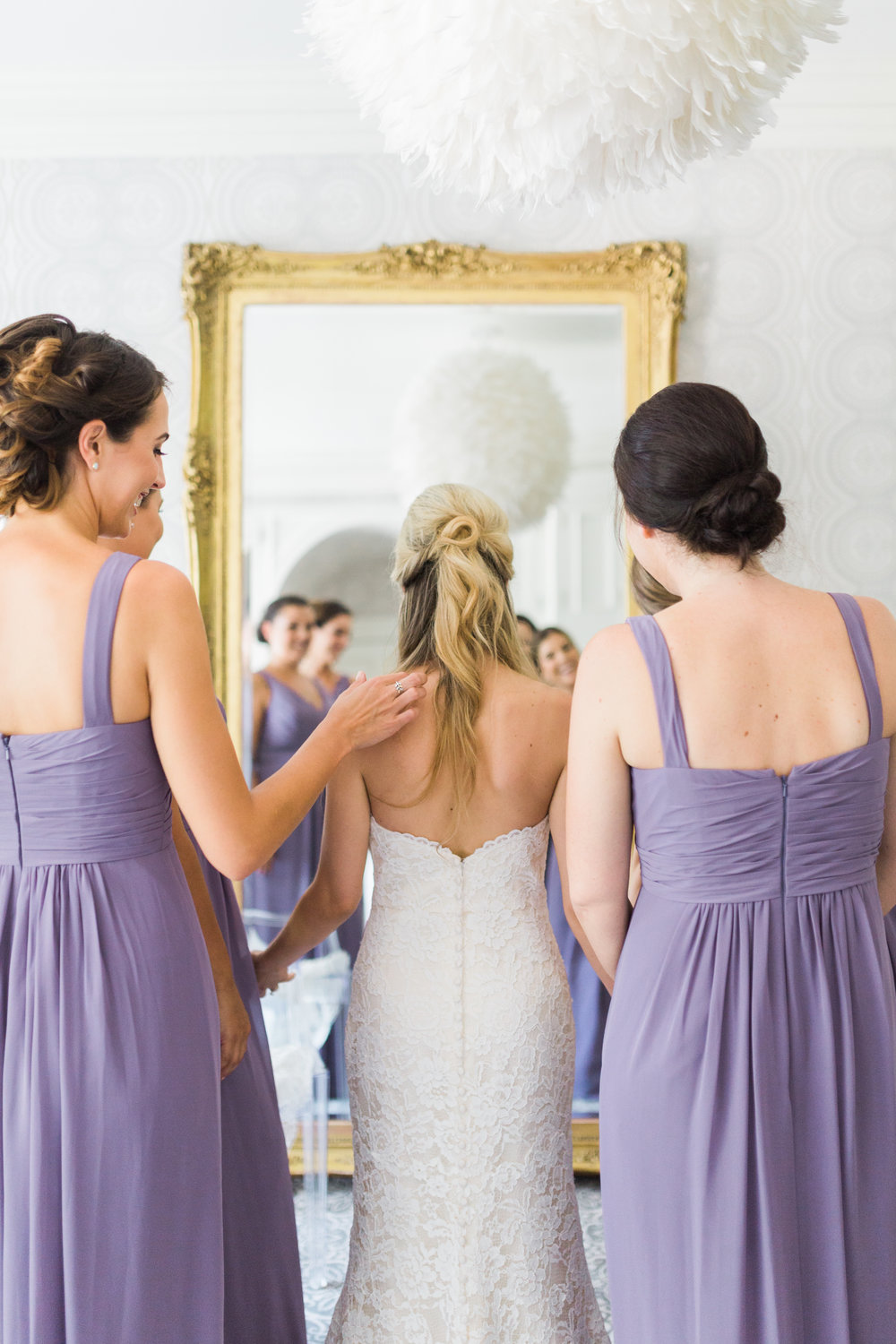 Toronto Fine Art Photographer - Graydon Hall Wedding - Bridesmaids Getting Ready-35.jpg