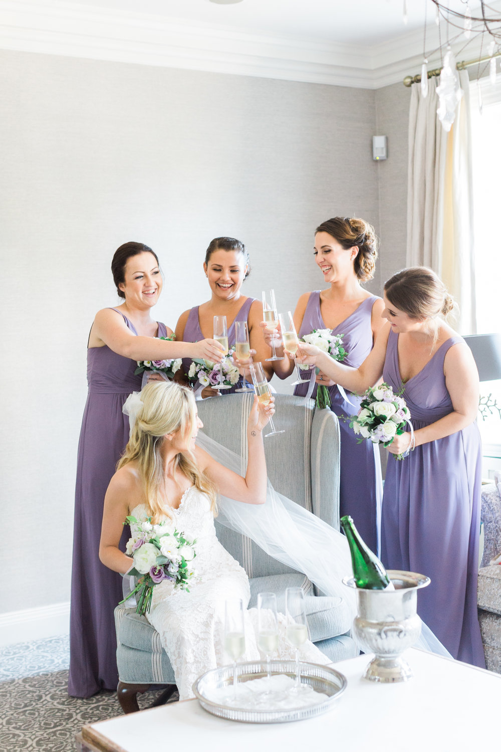 Toronto Fine Art Photographer - Graydon Hall Wedding - Bridesmaids Getting Ready-92.jpg