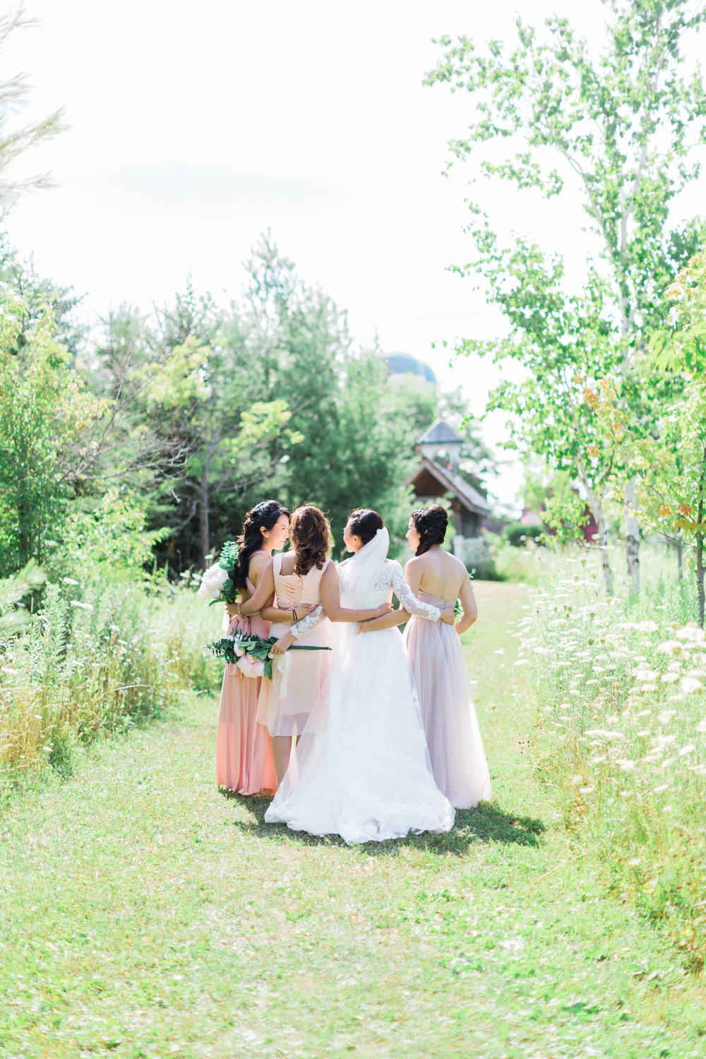 Toronto Fine Art Photographer - Belcroft Manor Wedding - Bridesmaids-6.jpg