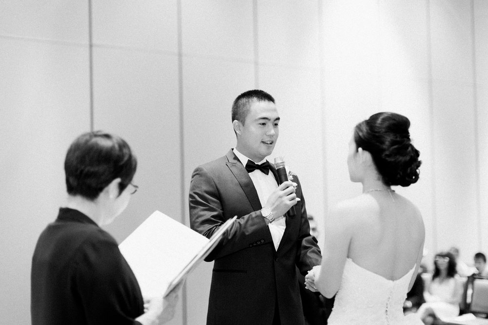 Toronto Fine Art Photographer - Hilton Markham Wedding - Ceremony-106.jpg