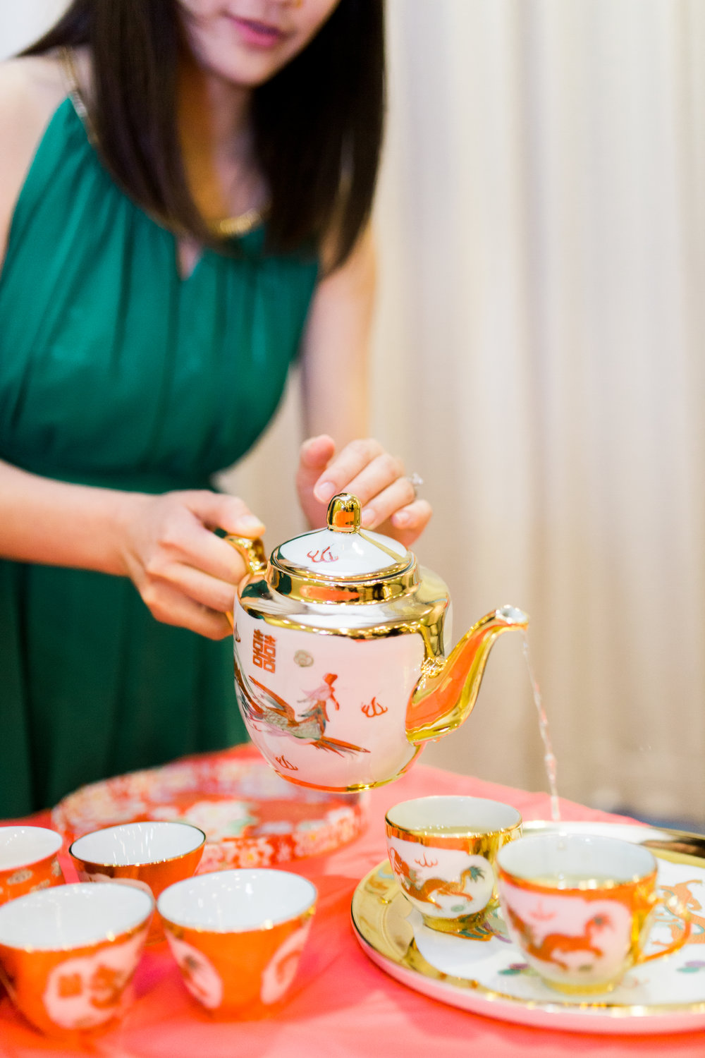 Toronto Fine Art Photographer - Hilton Markham Wedding - Tea Ceremony-7.jpg
