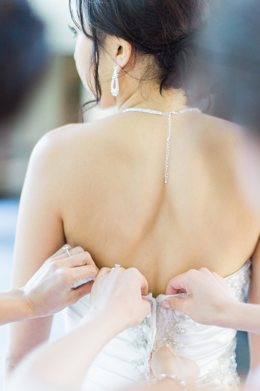 Toronto Fine Art Photographer - Old Mill Wedding - Bride Getting Ready-2.jpg