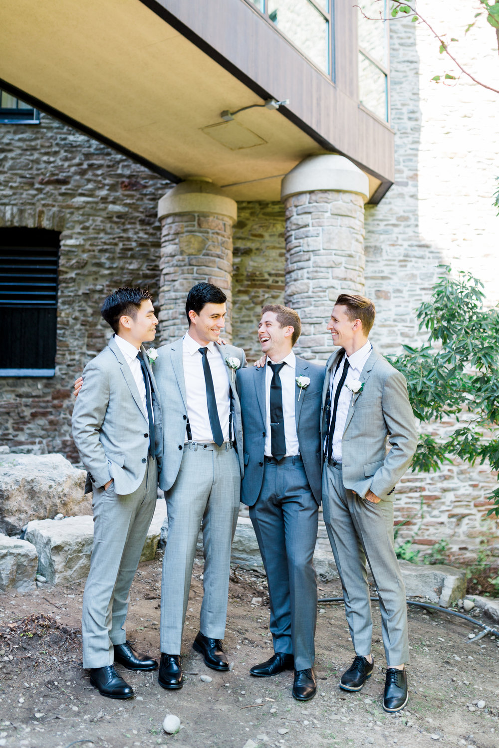Toronto Fine Art Photographer - Old Mill Wedding - Groomsmen Photos-8.jpg